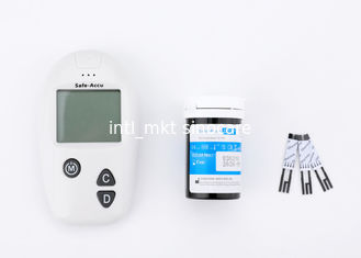 China Rapid Test Result Diabetes Blood Monitoring Devices For Capillary / Venous / Arterial / Blood Types supplier