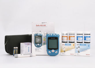 China USB Bluetooth Home Glucose Testing Kit Peripheral Capillary Whole Blood Sample supplier