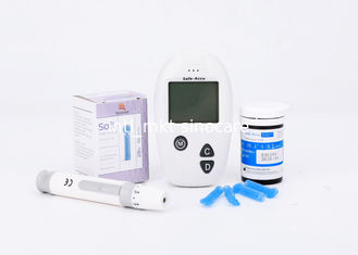 China Wild Htc Range Blood Sugar Testing Devices requesting Only 0.6 ul blood sample Blood Sugar Tester For Diabetes supplier
