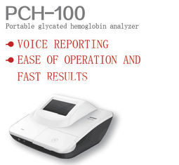 China Pch-100 Point Of Care Medical Devices Portable Glycated Hemoglobin Analyzer supplier