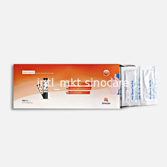 China Sinocare Blood Glucose Strips , 50 Strips / Box Blood Sugar Monitor Test Strips supplier