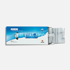 China Individual Test Glucose Monitor Strips Venous Plasma Calibration Sample supplier