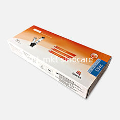 China Safe Accu2 Blood Glucose Strips Individual Test For Sugar Blood Meter supplier