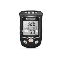 China Ea-11 Chinese Version Diabetes Home Test Kit Bi - Function System With Test Strips supplier