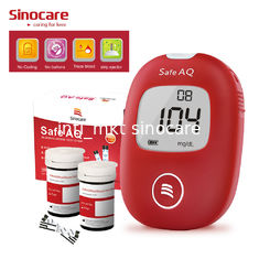 China Automatic Strips Eject Diabetes Blood Monitoring Devices Virtually Pain Free supplier