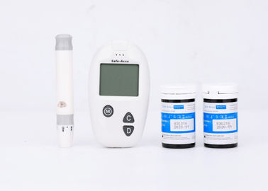 FAD-GDH Blood Glucose Meter with Wild Htc Range ,Blood Sugar Monitoring Device with Capacity for 200 results Momery