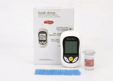 FDA Blood Glucose Level Testing Kit With Data Transfer / Software Support Option