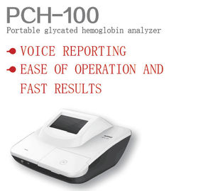 Pch-100 Point Of Care Medical Devices Portable Glycated Hemoglobin Analyzer